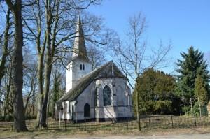 Vroegere kerkje van Antonius Abt, later Hervormde kerk, nu bedrijfspand