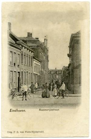 Rozemarijnstraat Eindhoven 1895, W vd Wakker