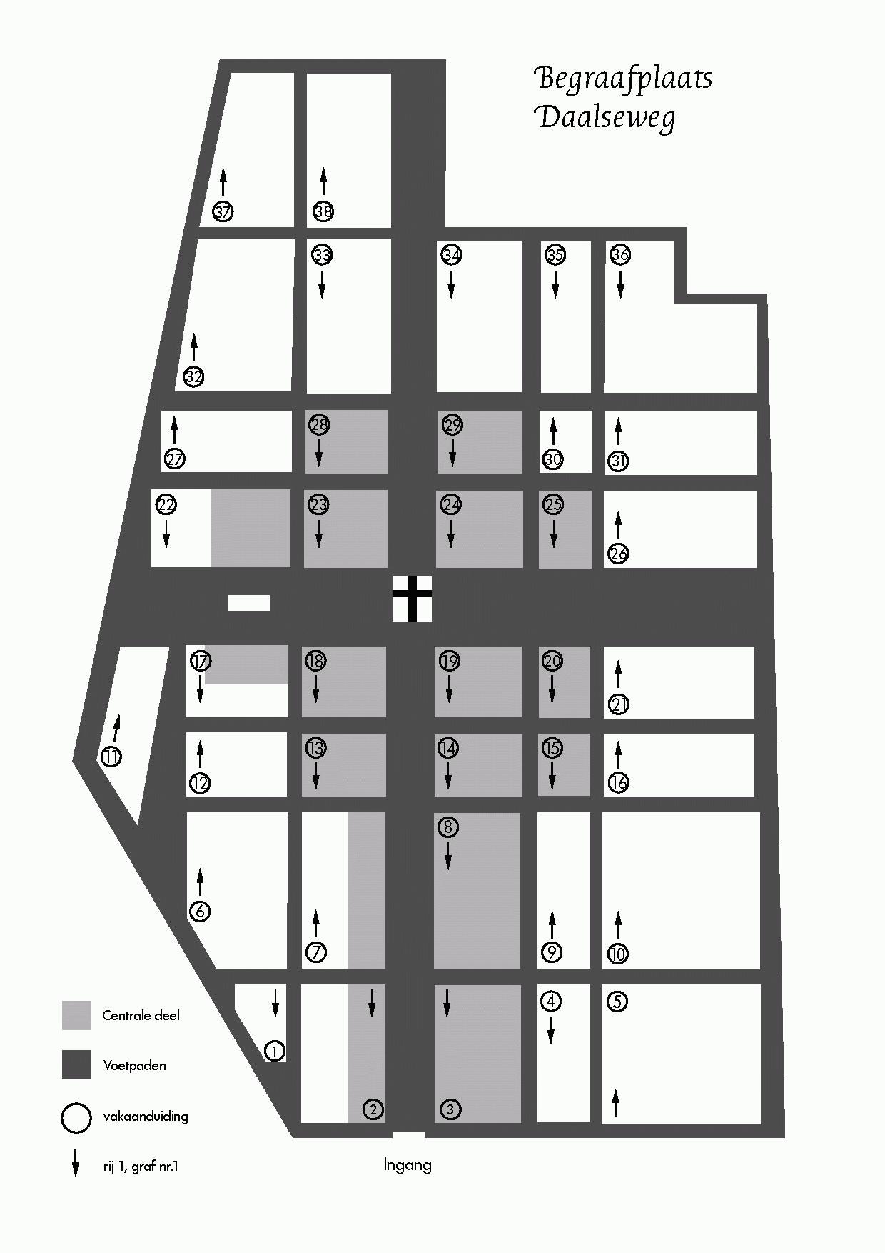 plattegrond 01-03-2009